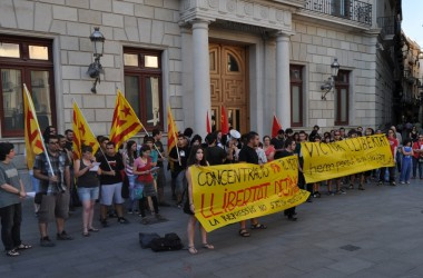 La jutgessa empresona 2 dels detinguts a Barcelona. 12 noves detencions a Mallorca