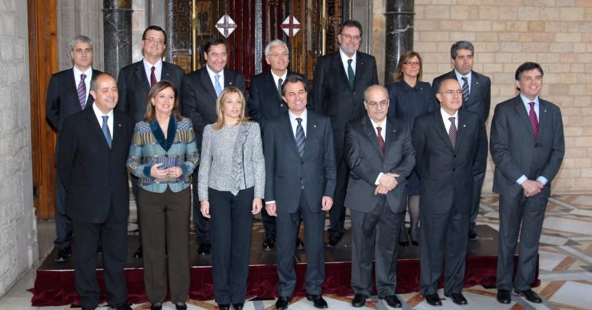 Qui és qui al nou govern d'Artur Mas