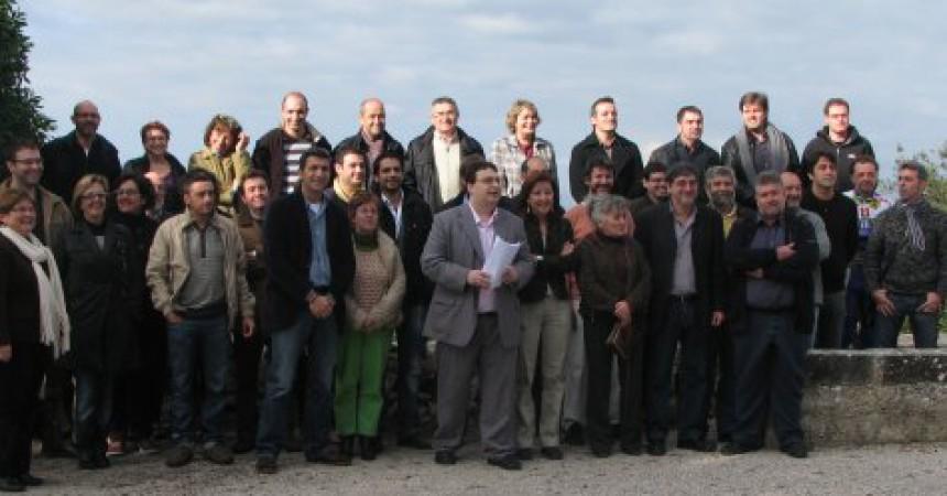 103 alcaldes i regidors balears constitueixen una plataforma pel dret a decidir