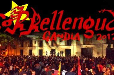 'Volem convertir una ciutat com Gandia en un referent lúdic i polític per a la resta dels Països Catalans'