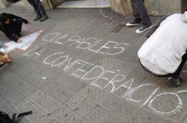 Jornada de lluita del sector del lleure en defensa del conveni col·lectiu