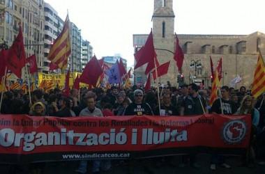 'Hi ha el potencial polític i humà per construir un sindicalisme rupturista i combatiu'