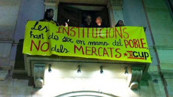 CUP  Ajuntament Valls 2 TALL