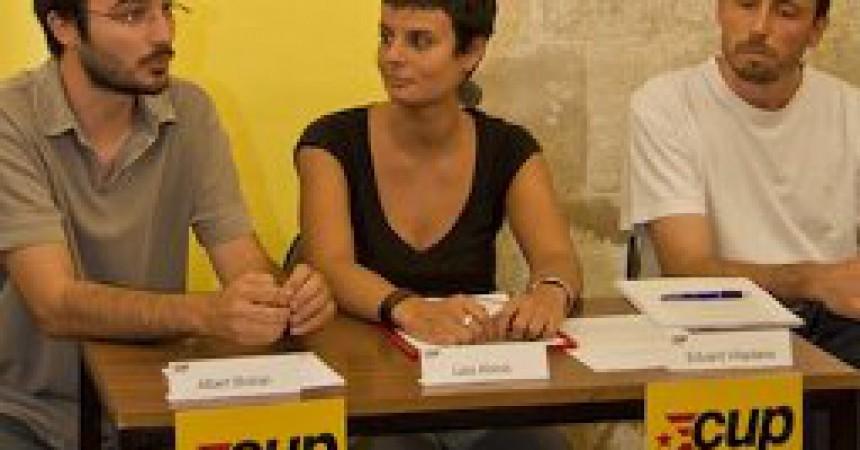 La CUP de Barcelona es presentarà a les eleccions municipals