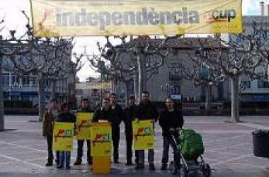 """REACCIONS: CUP: """"Es constata que la independència passa per l'autoorganització popular"""""""