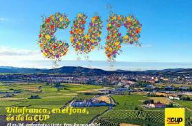 La CUP mobilitza la seva base social a l'espera d'uns bons resultats