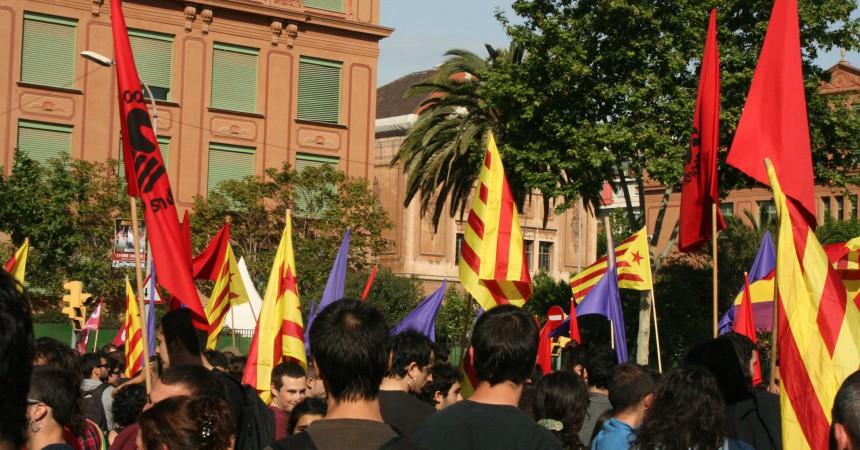 1 de maig als Països Catalans