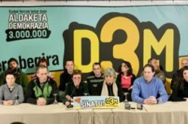 Cremar etapes cap a un nou marc polític per a Euskal Herria