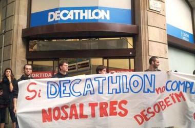 Decathlon: retornant a noves (i velles) formes de lluita sindical.