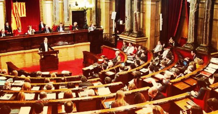 Declaració 'de' o 'contra' la sobirania de Catalunya?