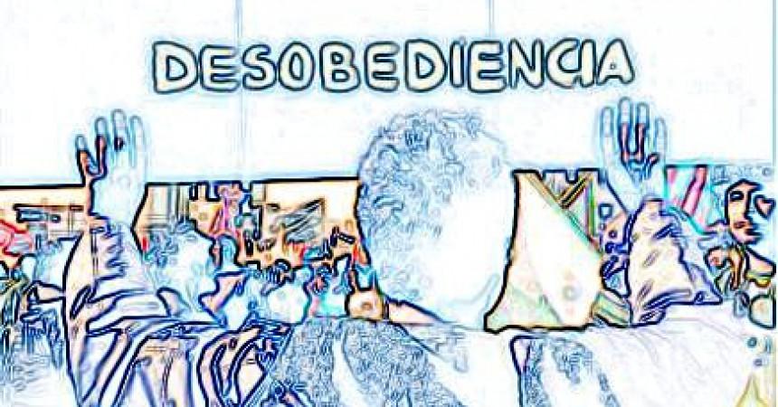 Necessitarem tota la desobediència