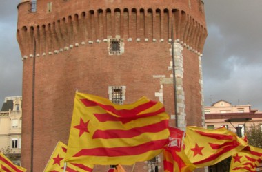 5.000 manifestants a Perpinyà per demostrar la unitat dels Països Catalans