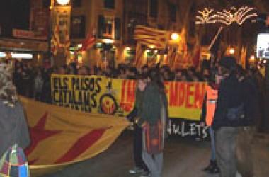 DIADA: Milers de persones reivindiquen la catalanitat de Mallorca