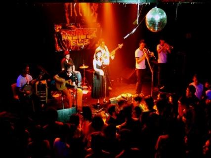 Concert de Ddijous Paella. Foto: dijouspaella.cat