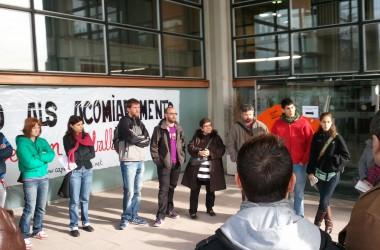 La UAB acomiada treballadors per les retallades del govern de CiU