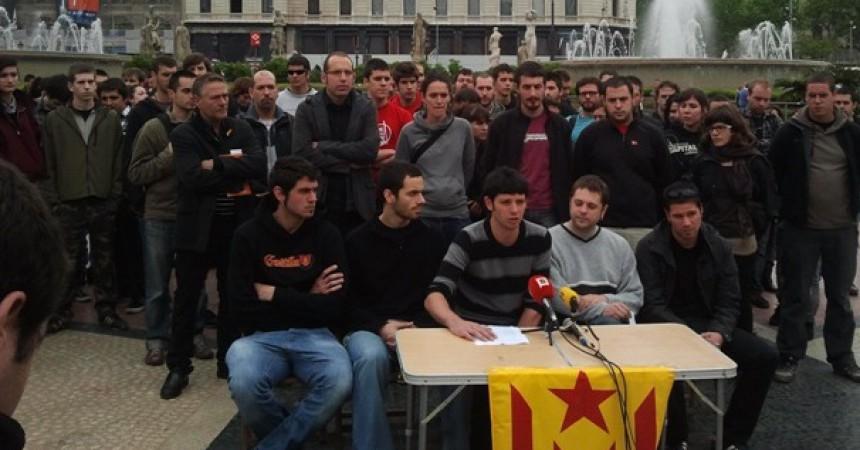 L'Esquerra Independentista planta cara a Puig i crida a la lluita popular