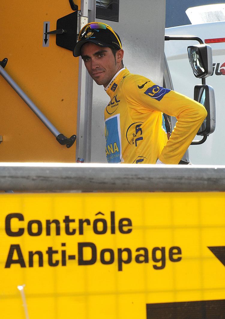 doping tour