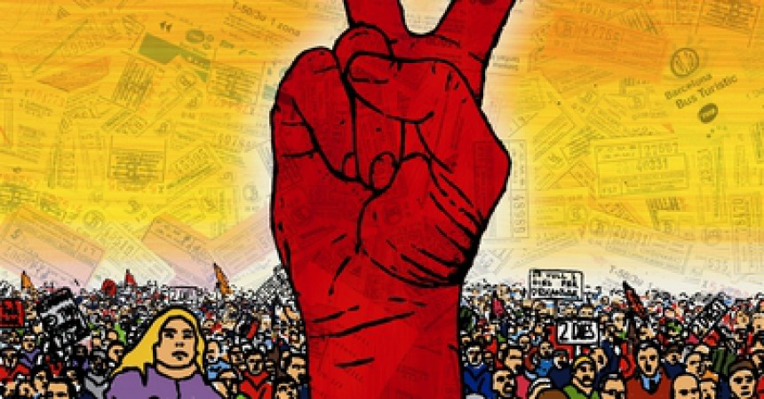 Els treballadors de TMB aconsegueixen els dos dies amb la signatura del nou conveni