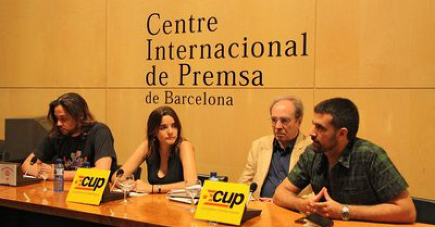 L'Esquerra Independentista convoca a manifestar-se per la independència dels Països Catalans