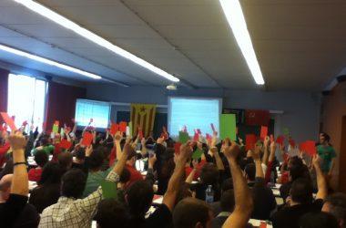 """VII Assemblea Nacional d'Endavant: """"Ens marquem com a objectiu aportar visió estratègica al moviment"""""""