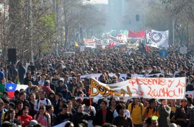 Xile, llegats de règim militar que continuen intactes