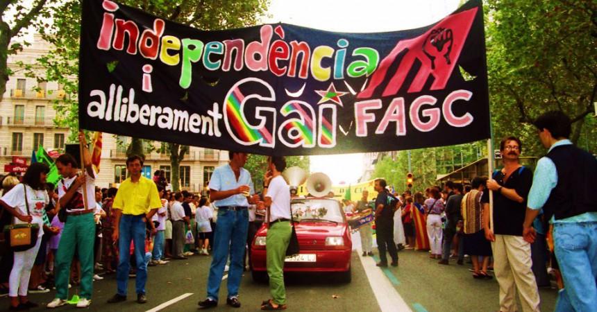 """Els Països Catalans commemoren el 28 de juny sota el lema """"Ni malaltes, ni obedients, sexualitats dissidents. Visibilitzem-nos!"""""""