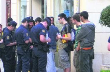 Els fitxers policials sobre militància política al descobert