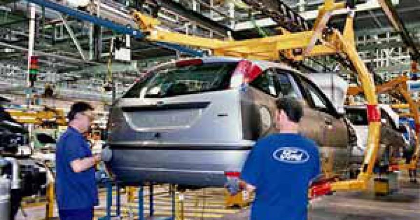 Hi haurà 1.100 acomiadaments a la factoria de Ford a Almussafes per la deslocalització