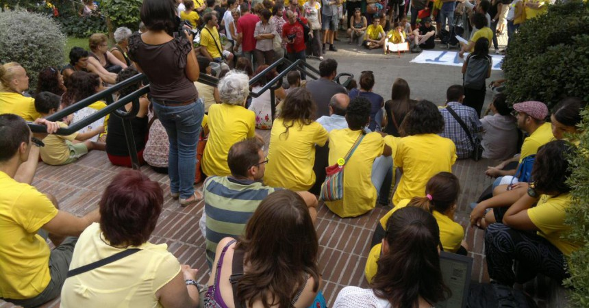 L'Assemblea de Personal Docent Interí i Substitut talla el trànsit després dels nomenaments precaris i convoca a la vaga