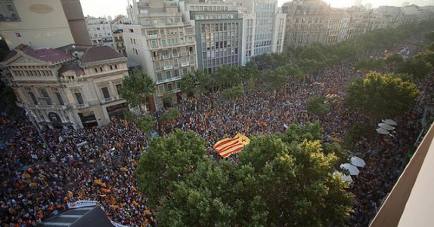 La manifestació independentista més gran de la història