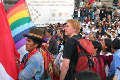 Una altra Amèrica és possible a Ixim Ulew, Terra del Blat