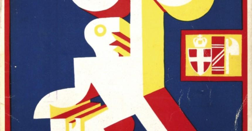 Fortunato Depero i la reconstrucció futurista de l'univers