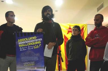 """""""Aquesta barroera persecució política servirà per reforçar l'independentisme"""""""