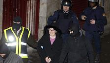 Detencions Euskal Herria - Foto: GARA