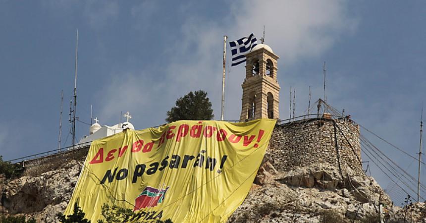 Eleccions a Grècia: Els partits de l'austeritat s'han ensorrat. Ara és el moment de la veritat per a l'esquerra