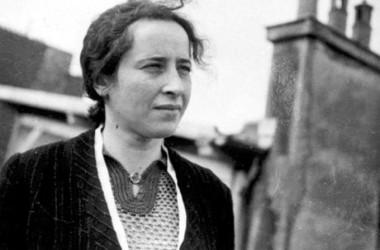 Abans de veure Hannah Arendt