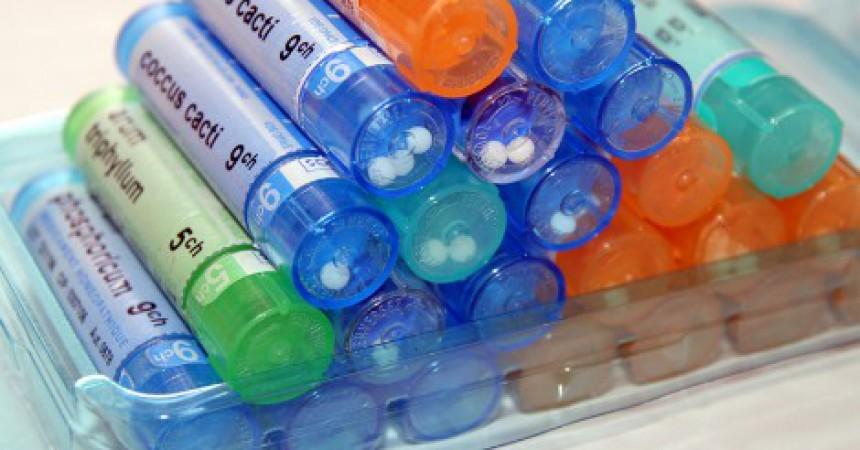El frau de l'homeopatia