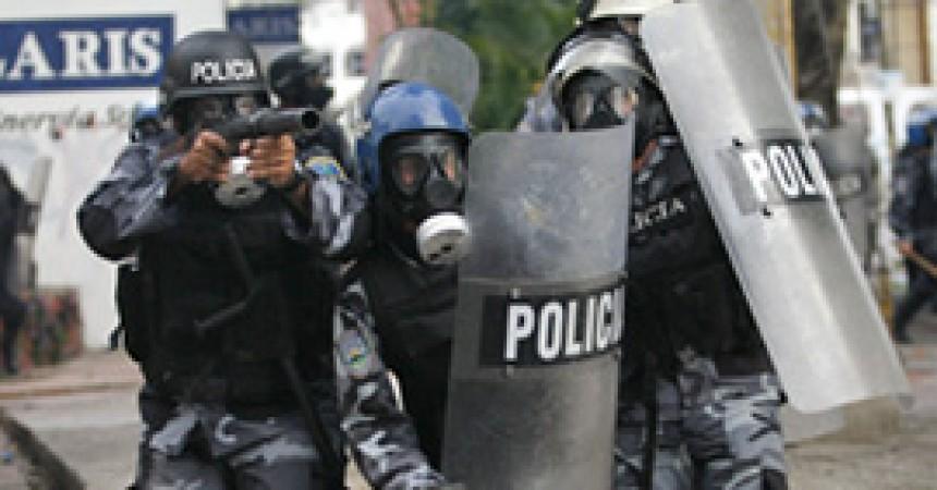 Denuncien dura repressió contra els anti-colpistes a Hondures