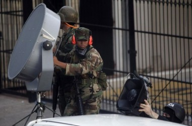 Crònica des d'Hondures sobre la repressió després del retorn del president legítim