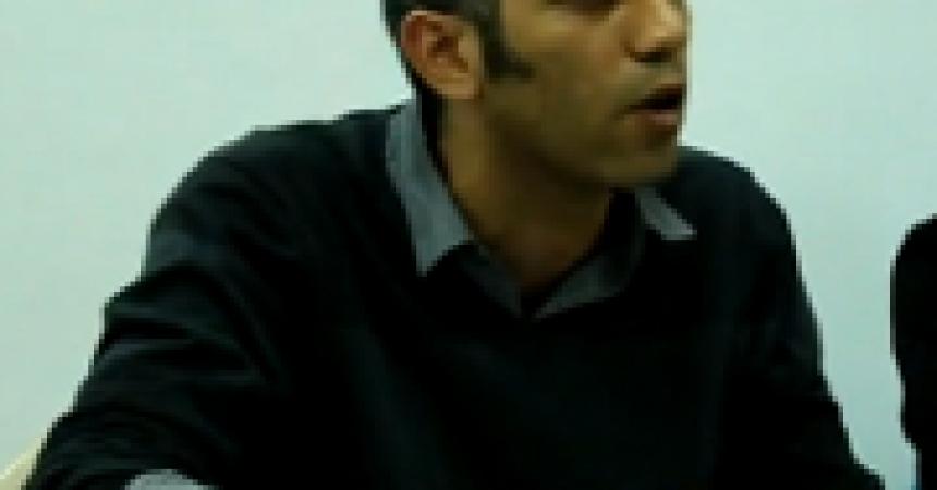 """""""No es pot aïllar la revolta egipcia d'anys de lluita dels treballadors a Egipte, o de la Intifada"""""""