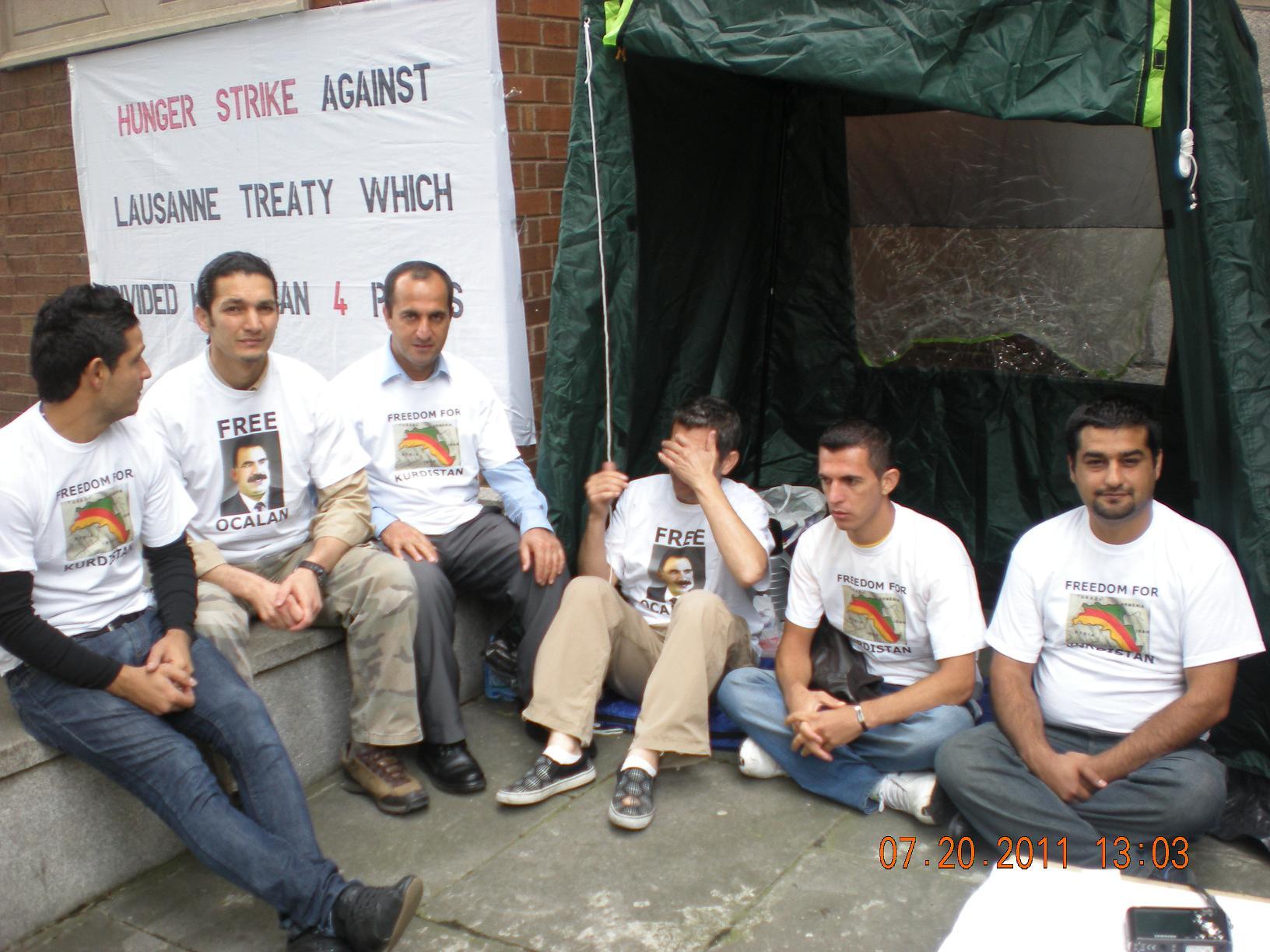 Hunger Strike --