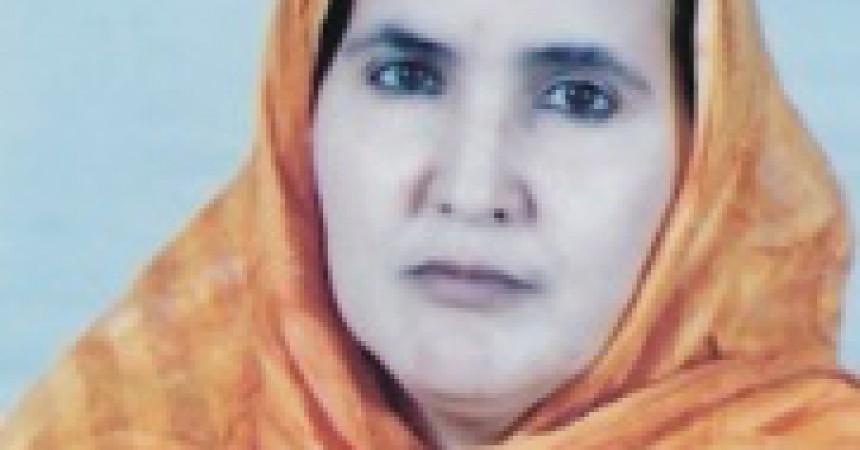 """Idagja Lachgare: """"La lluita del poble sahrauí és pacífica, però la nostra paciència té un límit""""."""