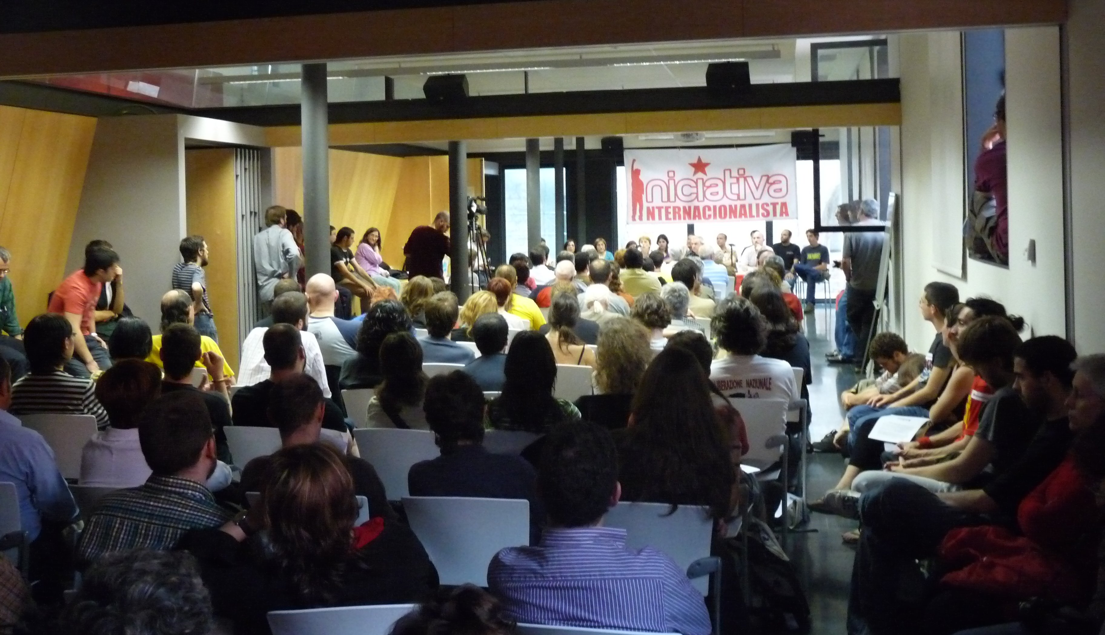 presentació II a Barcelona