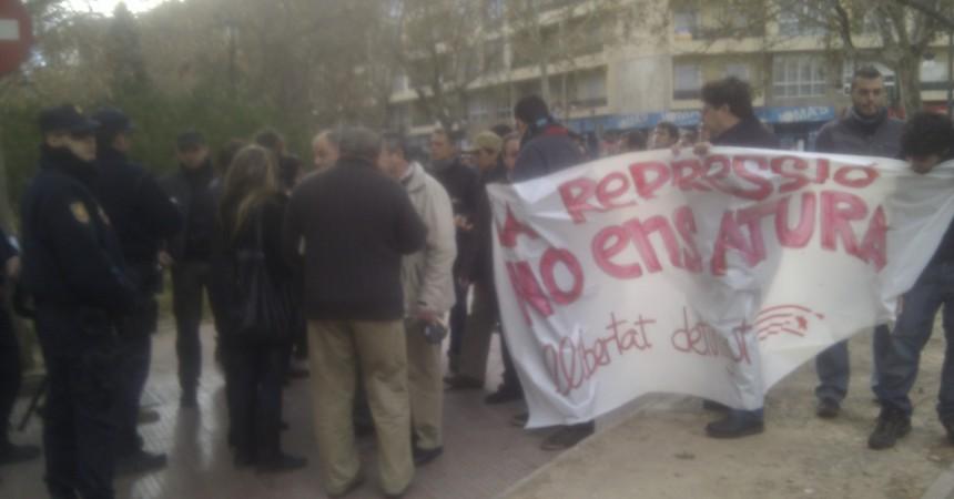 Un nou detingut a València per la vaga del 14N, ja en llibertat