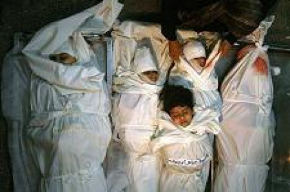 Cròniques de la matança a Gaza