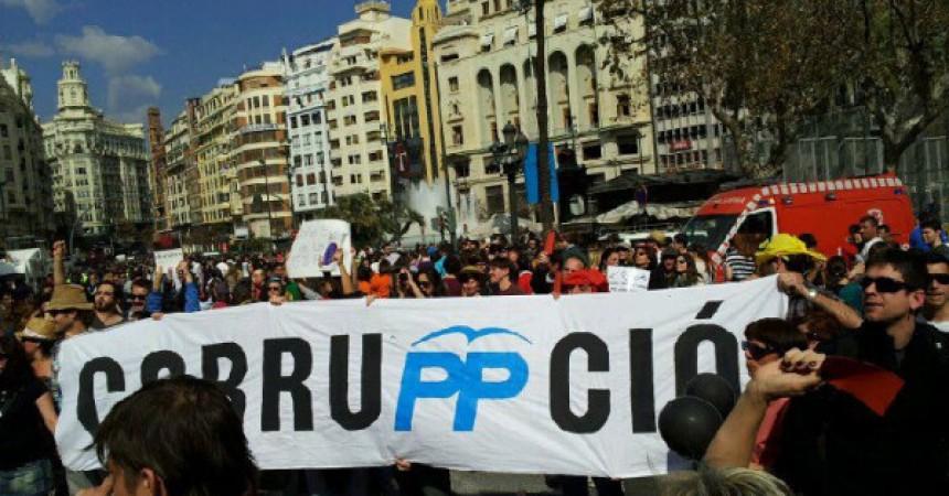 La #intifalla pren força a València