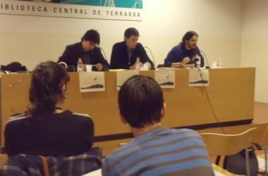 Denuncien a Terrassa el procés contra en Jaume Soler pel cas de la pantalla