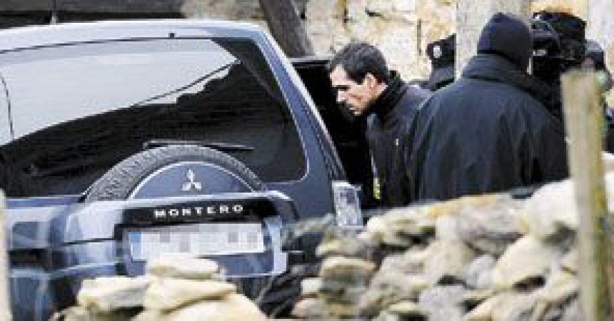 """Un veí de Guadassuar empresonat en una nova operació """"antiterrorista"""" al País Basc"""