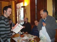 José Pimentel a Capellades. Foto: Anoia.cat