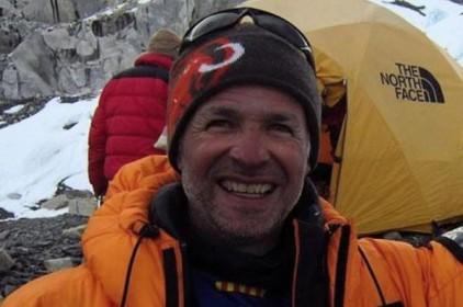 La mort del lleidatà Juanjo Garra commociona l'alpinisme